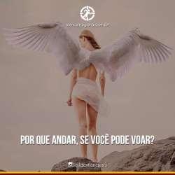 Você pode voar