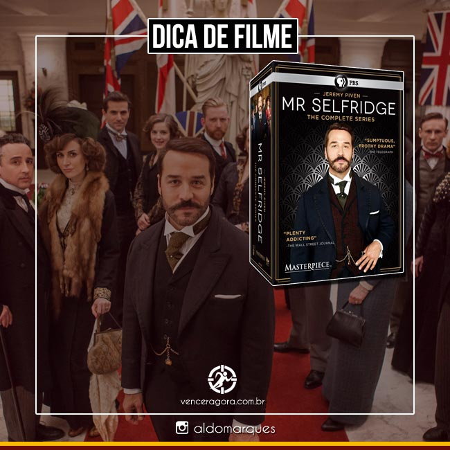 Dica de Filme: Mr. Selfridge